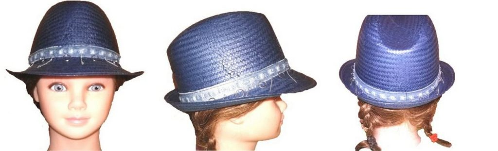 comment porter un chapeau