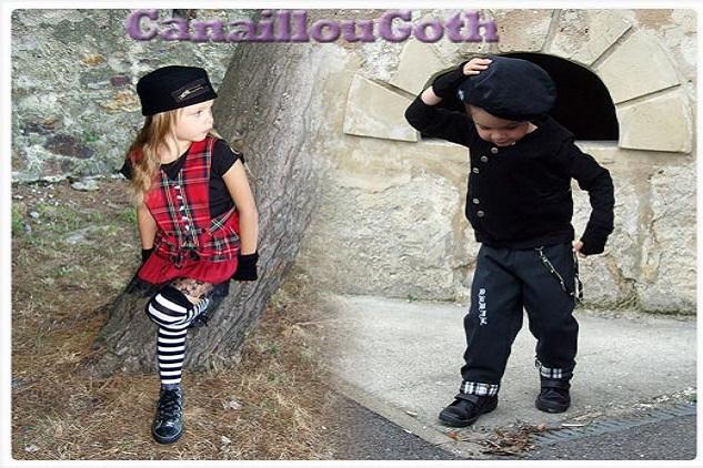 vetement enfant Canaillougoth