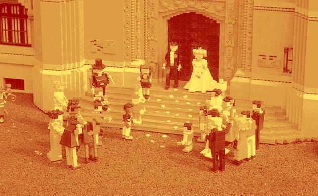 Préparer un mariage, c'est aussi habiller les petites demoiselles d'honneur