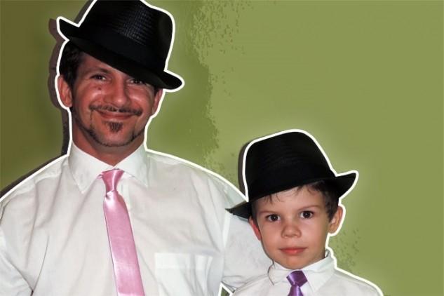 borsalino garcon et père