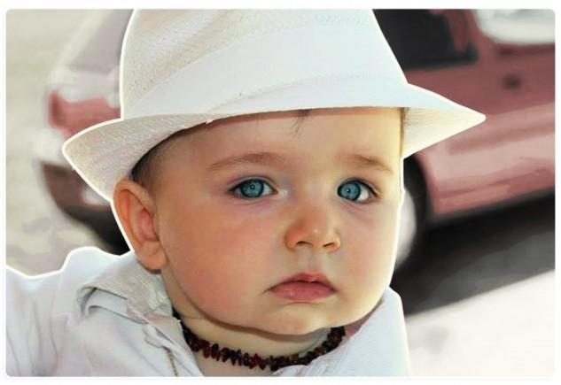 borsalino bebe blanc