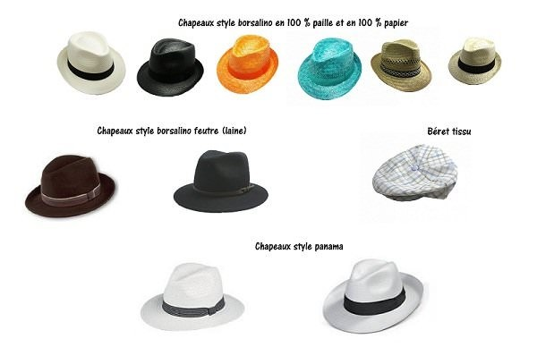 Les chapeaux de cérémonie pour enfant