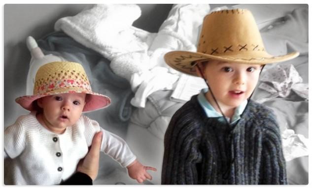 chapeau été pour enfant