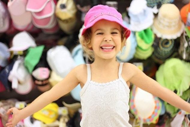 inspiration chapeau pour enfant
