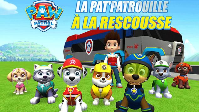 Spectacle Pat Patrouille