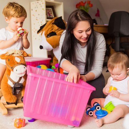 Et si vous faisiez garder vos enfants à domicile ?